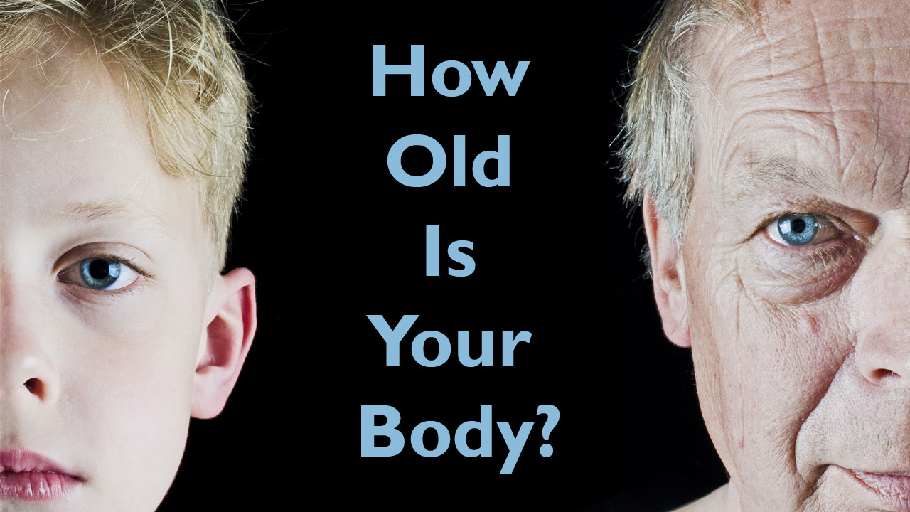 Find Out Your Fitness Age